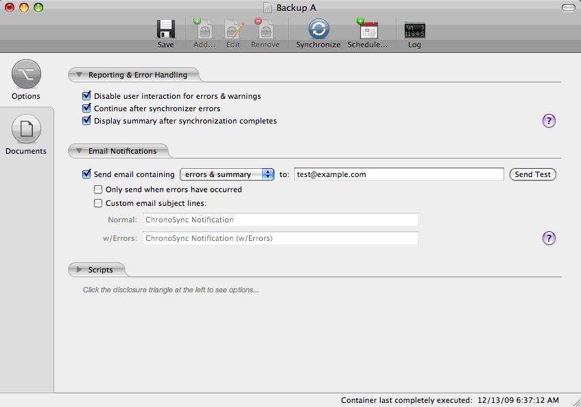 Best backup options for mac